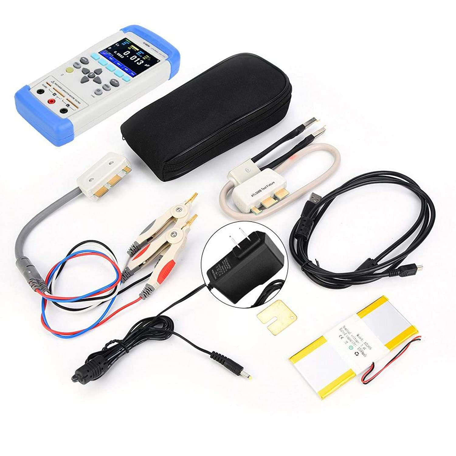 Resistance Inductance Tester high microp Price reduction SMD Density ARM Bombing free shipping
