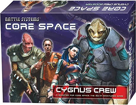 Core Space Battle Systems Shootout At Zed/'s Expansion Sci-Fi Miniatures Game