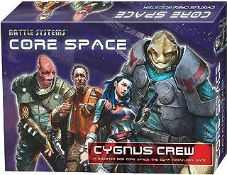 Core Space - Cygnus Crew Expansion