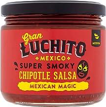 Gran Luchito Super Smoky Chipotle Salsa, 300 g