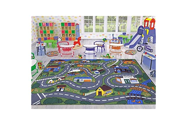 Best Children S Rugs For Playroom Amazon Com