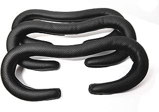 Leather Cushion Face Pads Eye Foam Mask Pad Cover for Oculus Rift CV1 VR Headset (2PCS)