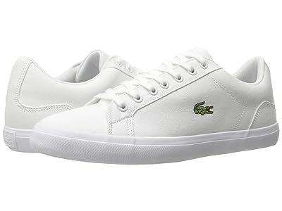 Lacoste Lerond BL 2 (White) Men