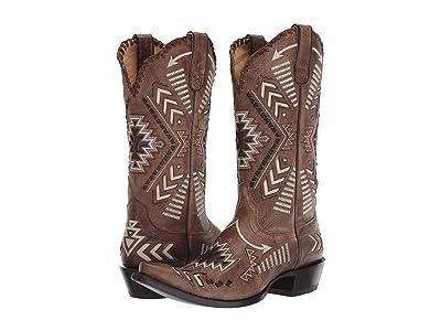 Ariat Camilla (Shitake) Cowboy Boots