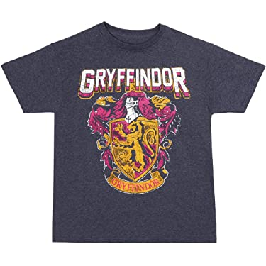 HARRY POTTER Gryffindor Crest Youth T-Shirt