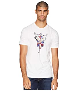 Scooter Flag Graphic Tee