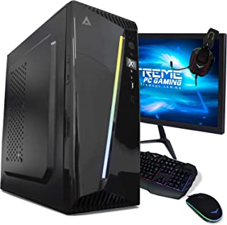 Xtreme PC Gamer AMD Radeon R7 FX-9830P 8GB 1Tb Monitor 21.5 WiFi