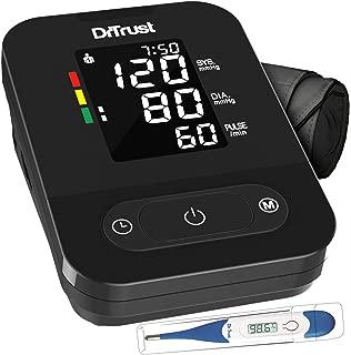 Dr. Trust Smart Talking Automatic Digital Bp Machine (Black)