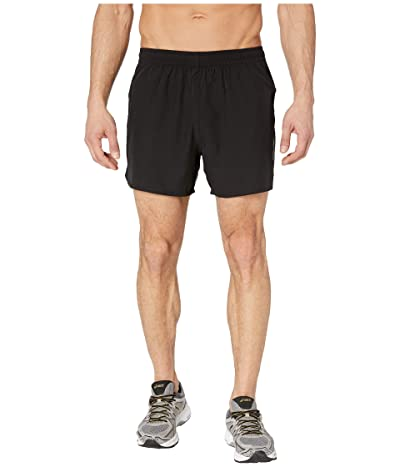 2XU X-Vent 5 Free Shorts (Black/Black) Men