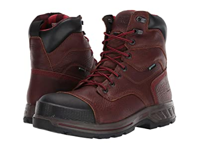Timberland PRO 8 Endurance HD Composite Safety Toe Waterproof Insulated (Brown) Men