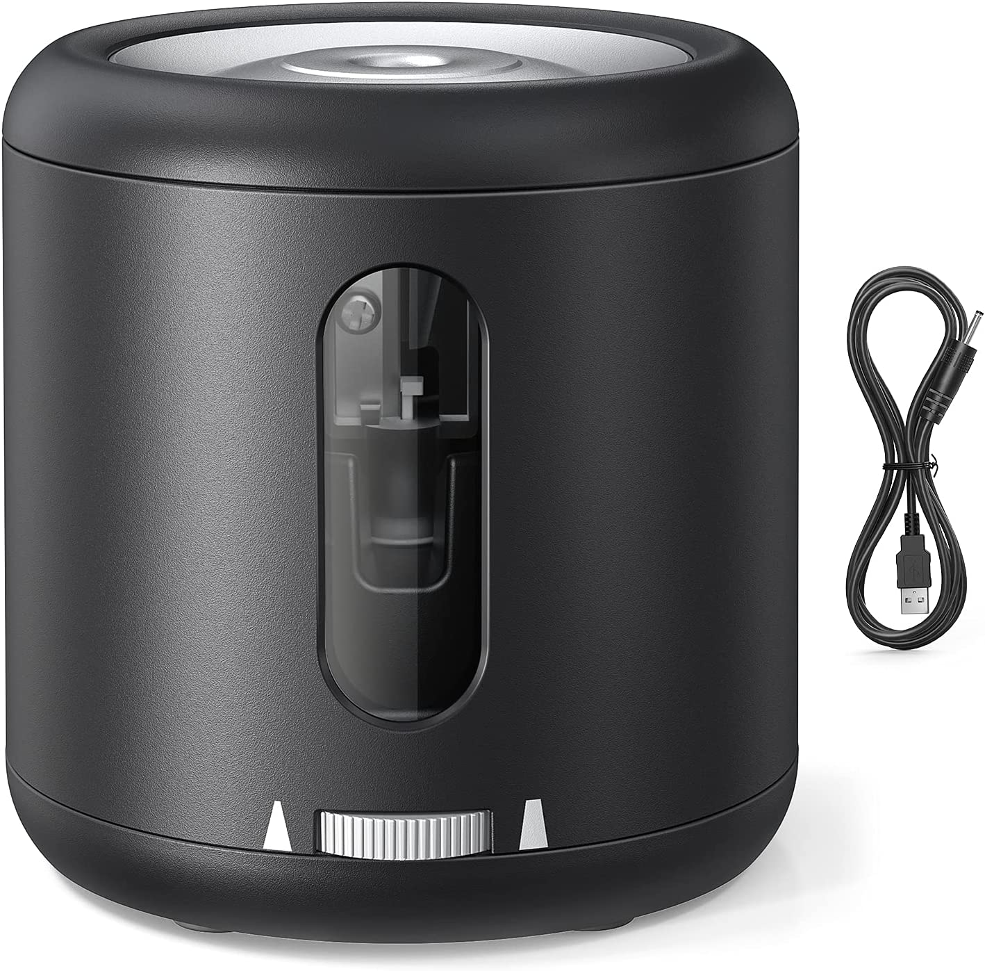 Officew Electric 25% OFF Pencil Sharpener USB Battery Operated Portable Bombing new work