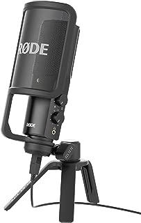 Rode NT-USB Versatile Studio-Quality USB Cardioid Condenser Microphone