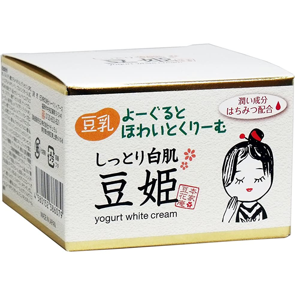 シンボルシャンプー集団的豆乳ヨーグルトホワイトクリーム (TYホワイトジェルクリーム 90g)