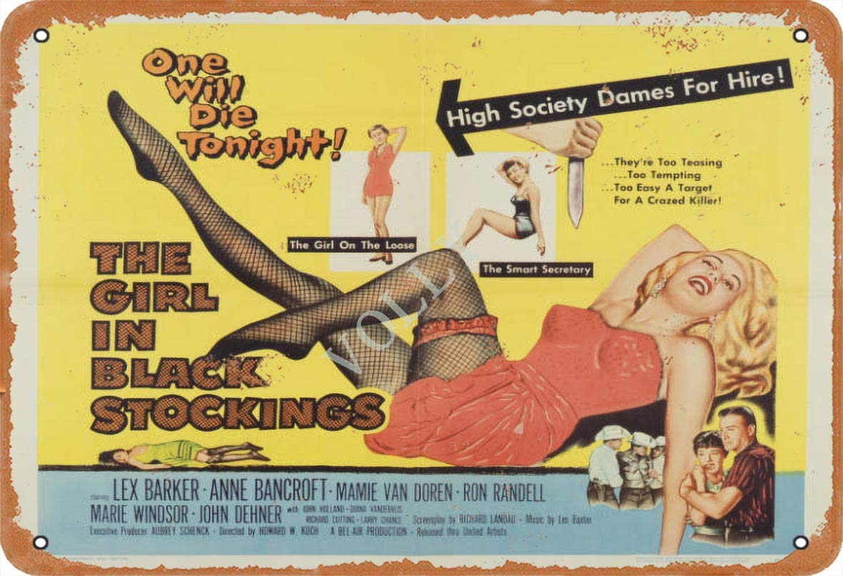 BRILLON James Bond from Russia with Love Vintage Look Plaque m/étallique 20,3 x 30,5 cm