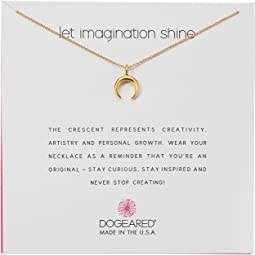 Let Imagination Shine, Crecent Necklace