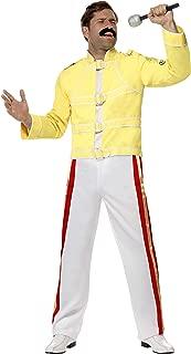 Smiffy's Queen Freddie Mercury Adult Costume-