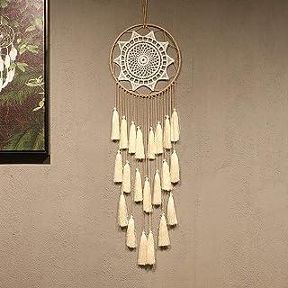 Artilady Macrame Dream Catchers for Bedroom – Tassel Wall Hanging Handmade..