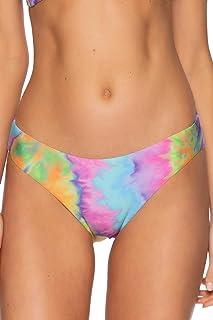 Becca by Rebecca Virtue Women's Reagan Tie Dye Hipster Bikini Bottom