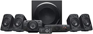 Logitech Surround Sound Speaker System Z906 - Zwart