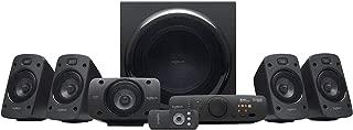 Logitech Z906 5.1 Channel Speaker System (Black)