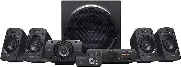 Logitech Z906 5.1 Sistema de Altavoces Sonido Envolvente THX