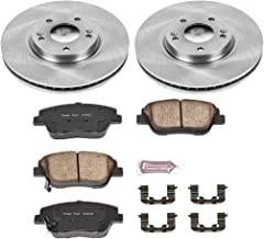 Autospecialty (KOE5377) 1-Click OE Replacement Brake Kit