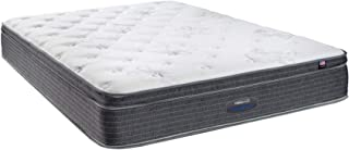 """Richmond 11"""" Euro Top Waterbed ReplacementMattress, Super Single Drop in, Firm, Designed to Fit Inside a Waterbed Frame"""