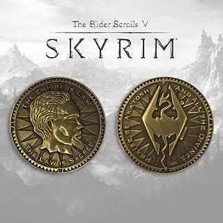 FaNaTtik The Elder Scrolls V: Skyrim Collectable Coin The Empire is Law Coins