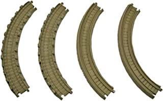 Fisher-Price Thomas & Friends Tank Engine Quest for Crown Set Replacement Curved Tracks