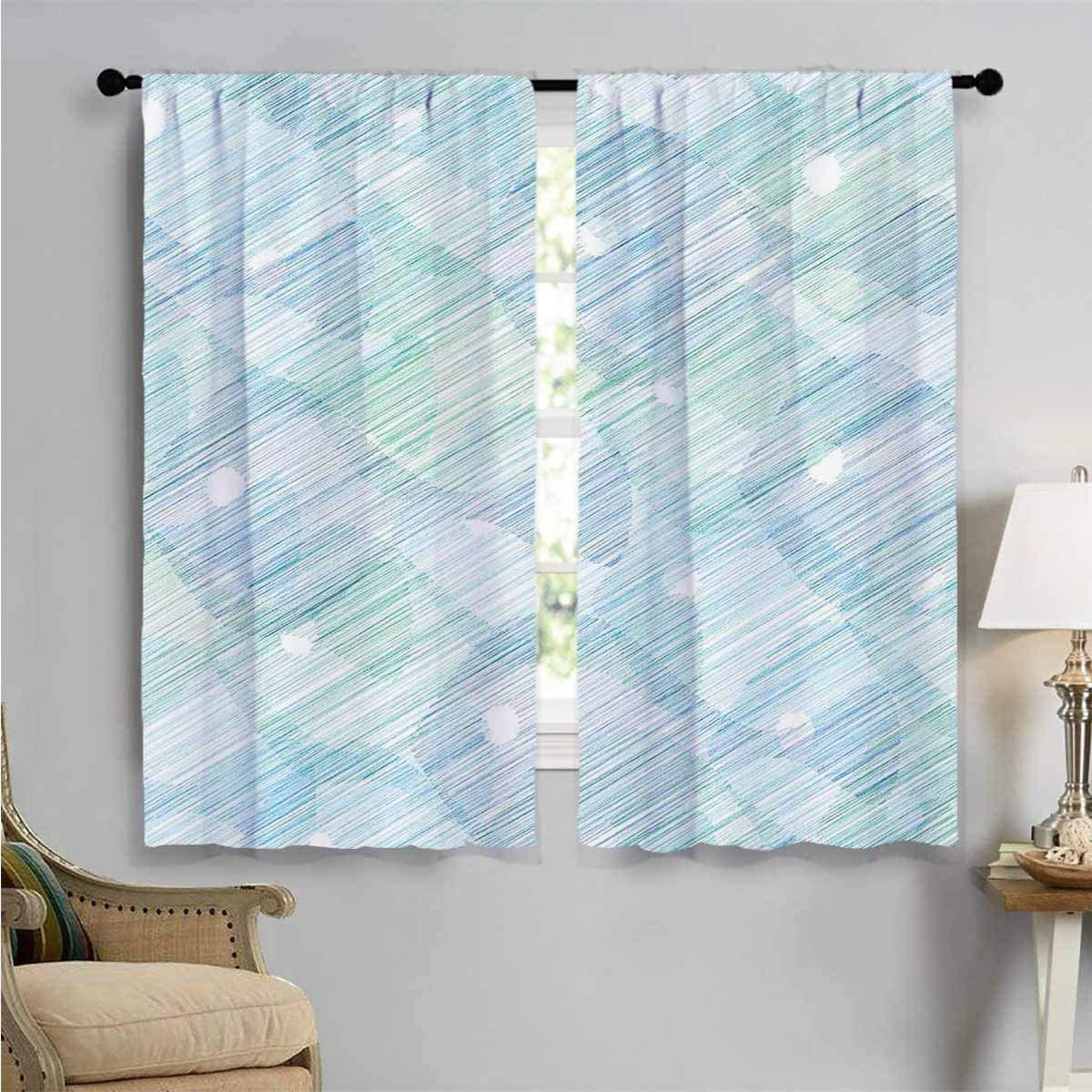 Window Curtain Drape low-pricing Modern Image by Curtains Decor Animer and price revision W6 Stripes