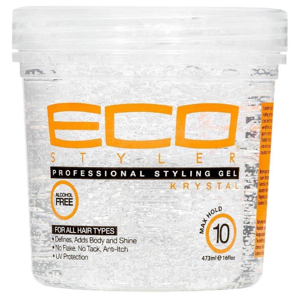 ECOCO EcoStyler Styling Gel Krystal oz 3 SALENEW very popular! favorite of Pack 32