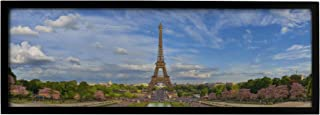 "Neil Enterprises, Inc Black Panoramic Picture Frame (24"" x 8"")"