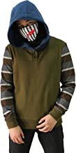 Cosplay Creepy Ticci Toby Hoodie Men's Thicken Pullover Jacket Sweater Cosplay Costume