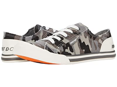 Rocket Dog Jazzin (Grey Multi) Women