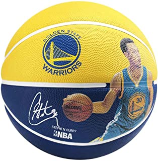 Ballon Spalding Player Stephen Curry