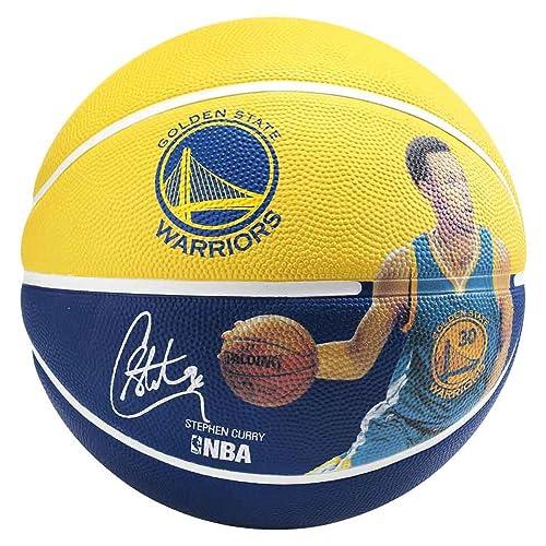 Ballon de Basket-Ball SPALDING NBA Player Ball 2016 Stephen Curry