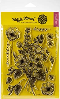 Waffle Flower Crafts 271230 Clear Stamp 5