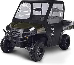 Classic Accessories 18-023-010401-00-SC Quadgear Extreme Black UTV Cab Enclosure for Polaris Ranger XP/HD