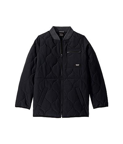 Burton Kids Mallet Jacket (Little Kids/Big Kids) (True Black) Boy