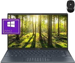 "2020 Flagship Asus Zenbook 14 Laptop 14"" FHD IPS Anti-Glare 100% sRGB AMD Octa-Core Ryzen 7 4700U (Beats i7-10710U) 16GB R..."