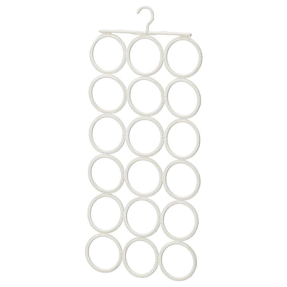 折り目回復海藻IKEA(イケア) KOMPLEMENT 20387208 マルチユースハンガー,ホワイト