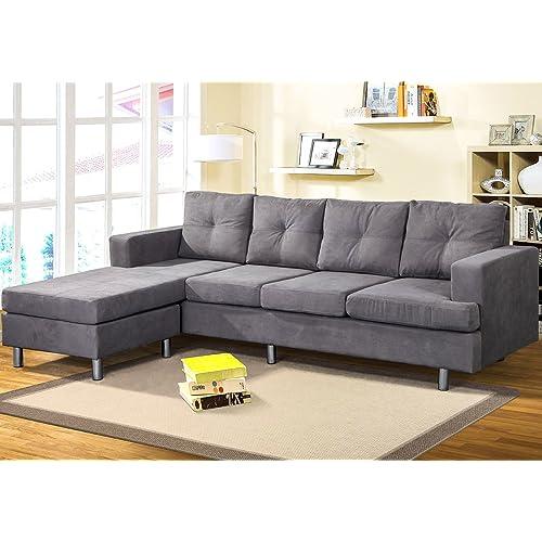 L Shaped Sofas: Amazon.com