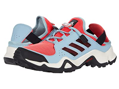 adidas Outdoor Kids Terrex Hydroterra Shandal (Little Kid/Big Kid) (Shock Red/Black/Chalk White) Girls Shoes