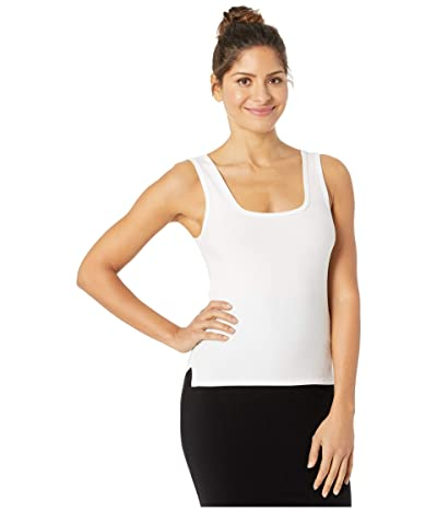 YEAR OF OURS Rib Reversible Scoop/Square Tank (White) Women