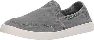 Sanuk Men's Vagabond Slip-on Canvas Sneaker
