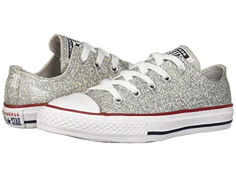aa433d2439fb Converse Kids Chuck Taylor All Star Sparkle - Ox (Little Kid Big Kid ...