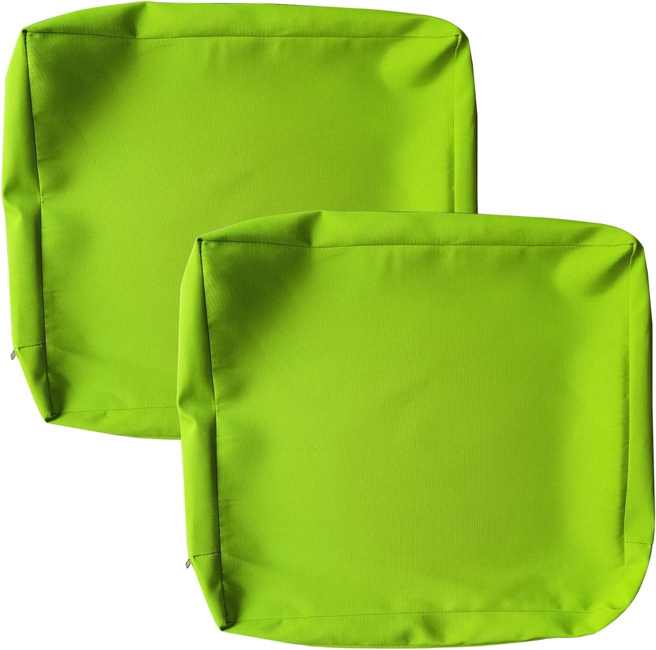 Cinnamonee Patio Cushion Covers Water Repellent 22