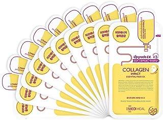 MediHeal Collagen Impact Essential Mask EX 25ml x 10sheets
