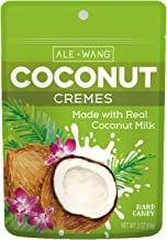 ALE + WANG Coconut Cremes Hard Candy | Made with 100% Pure Coconut Milk | Great Alternative to Chocolate, Caramel, and Toffee (1-Pack)