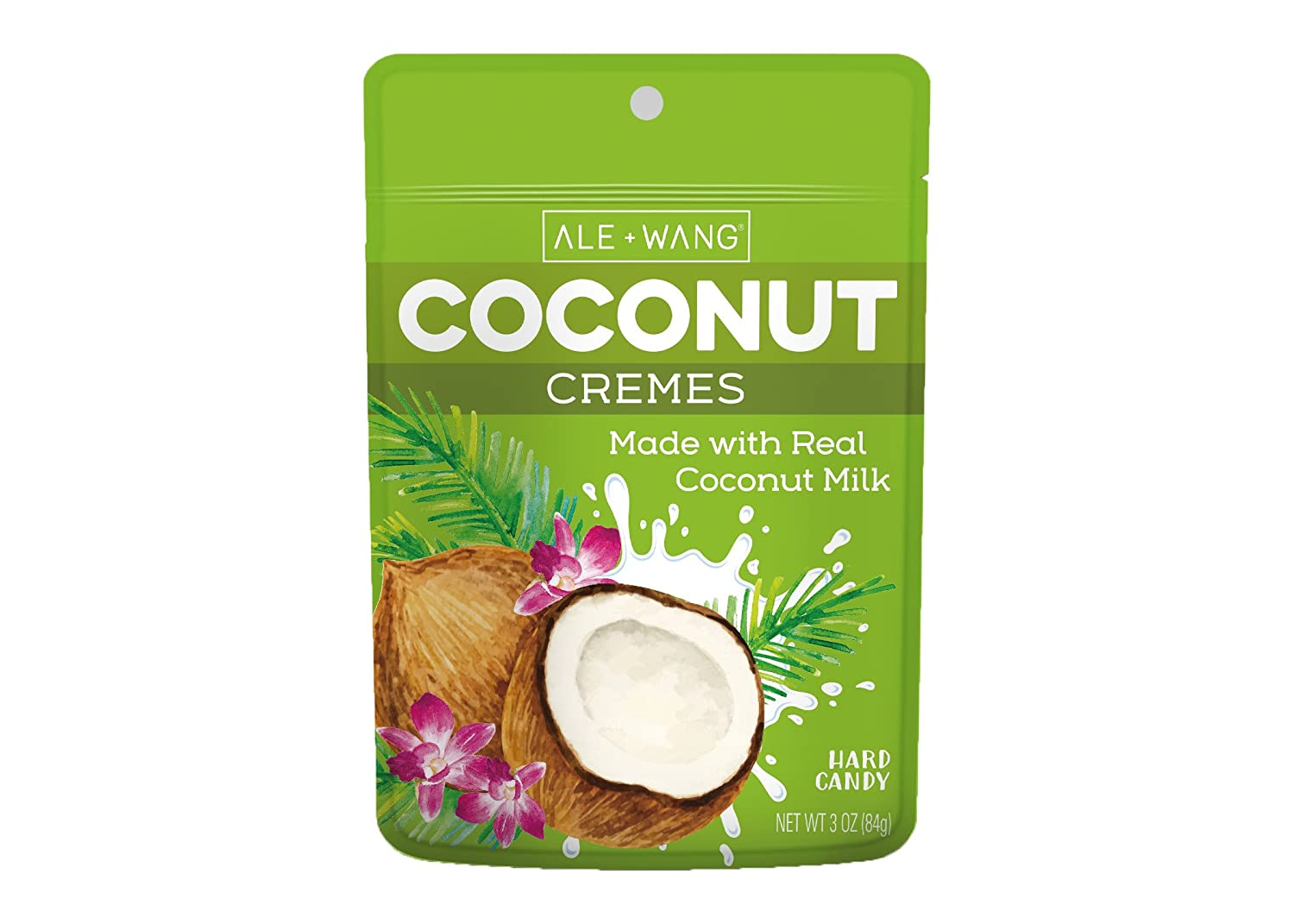ALE + WANG Coconut Dealing full price reduction Cremes price Hard with Cocon Made Candy 100% Pure
